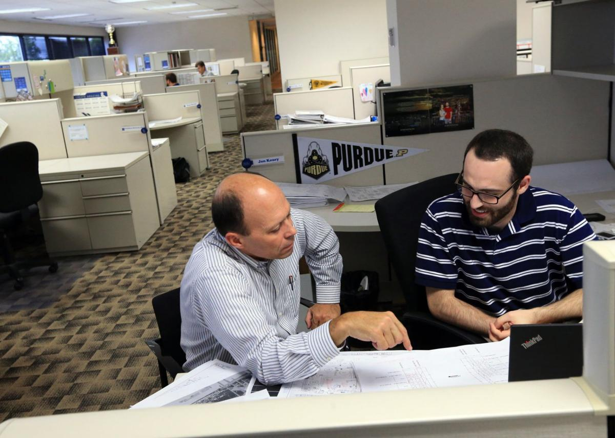 Burns & McDonnell, top-ranked mid-size firm