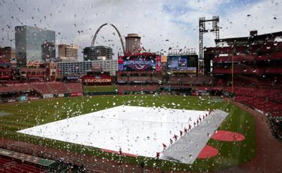 Cardinals set make-up dates for postponed games   St  Louis