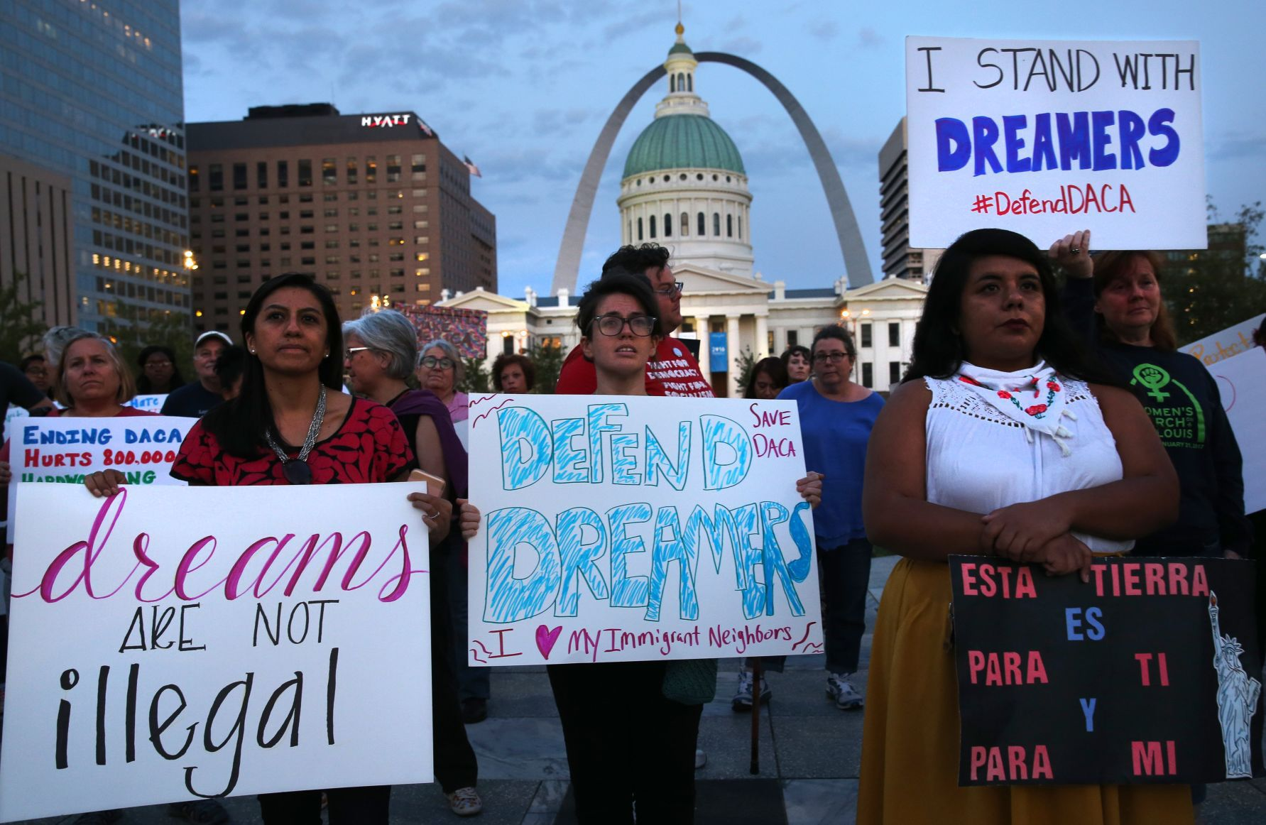 Congress should have halted DACA