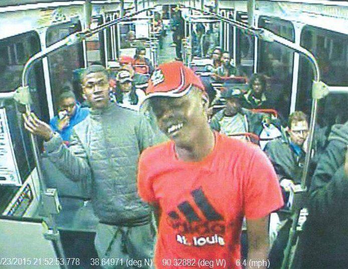 Surveillance of MetroLink attackers