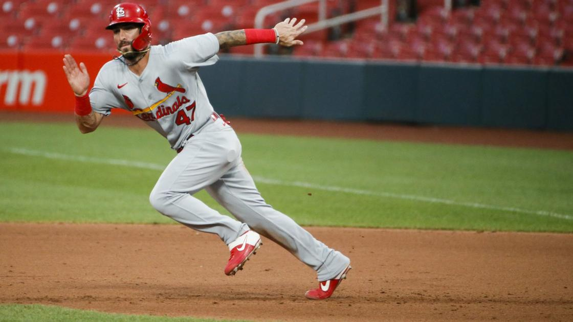 Photos: Cardinals Summer Camp Squad game 7/14