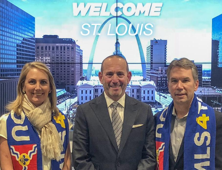 Image result for st louis soccer mls st louis