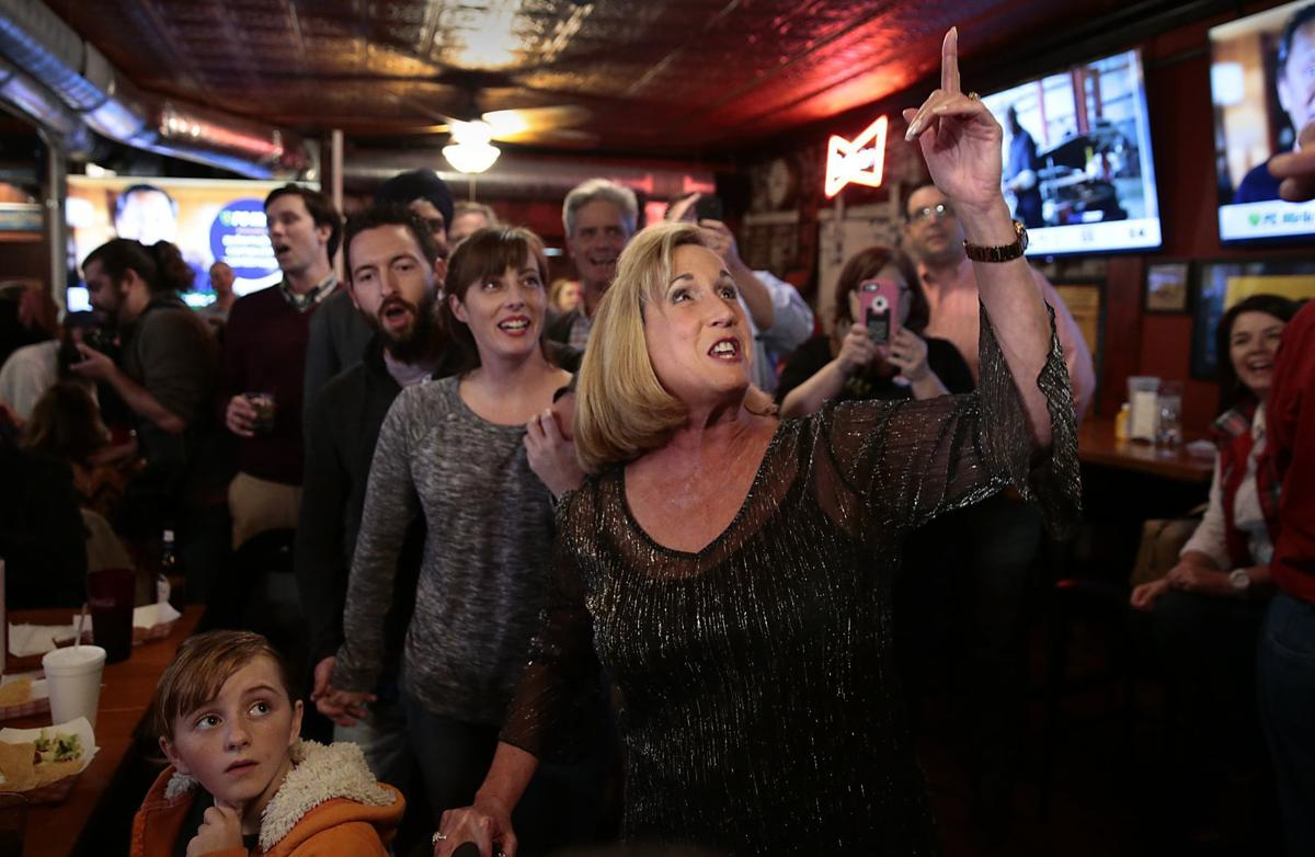 All eyes on election returns at watch party for U.S. Rep. Ann Wagner