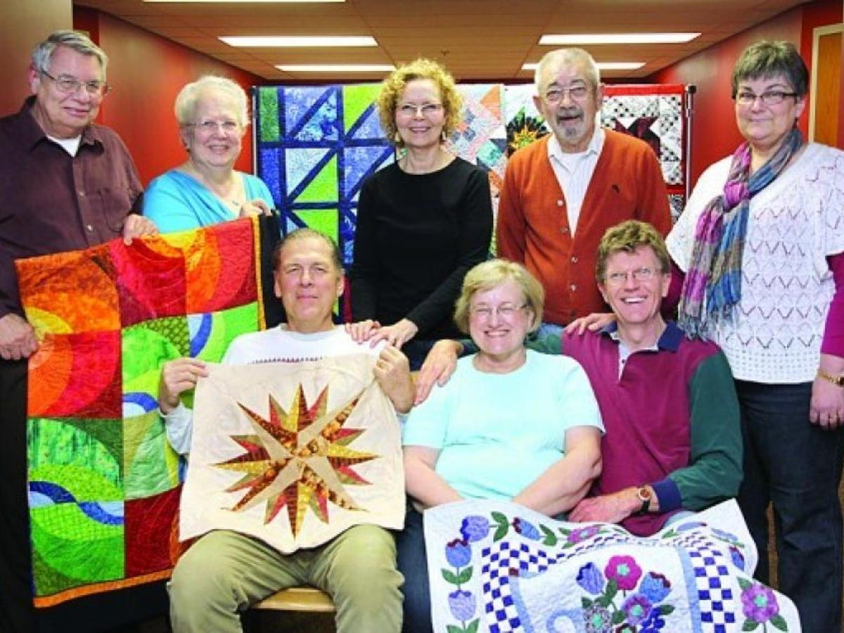 Couples Quilt Twofold Fantasy In Fabric Parenting Stltoday Com