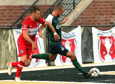 U.S. Open Cup, Chicago Fire vs St. Louis FC