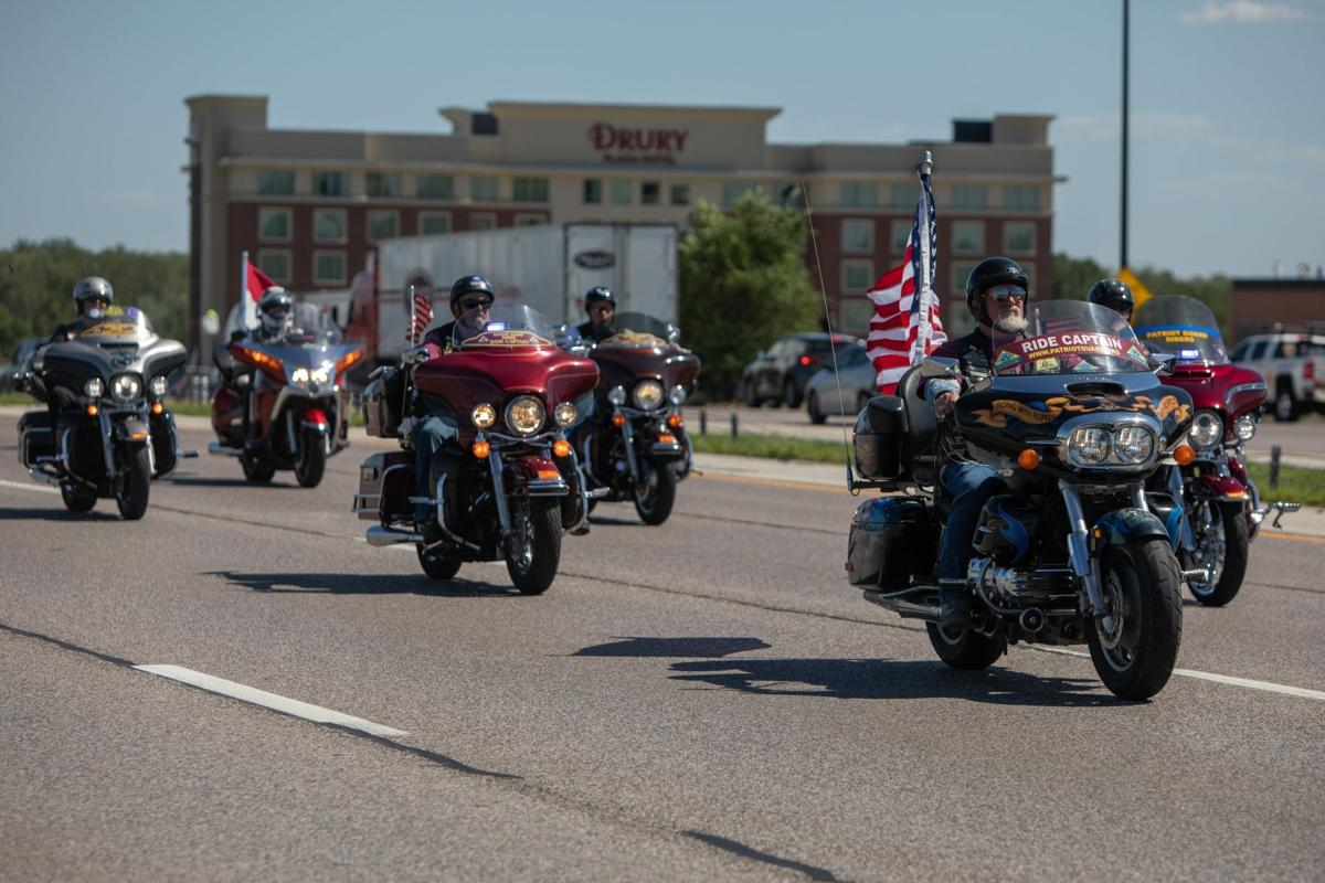 Thousands gather to pay respects to Marine Lance Cpl. Jared Schmitz