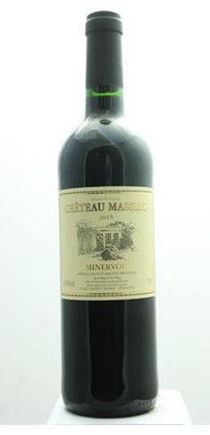 Château Massiac 2016 Minervois, France