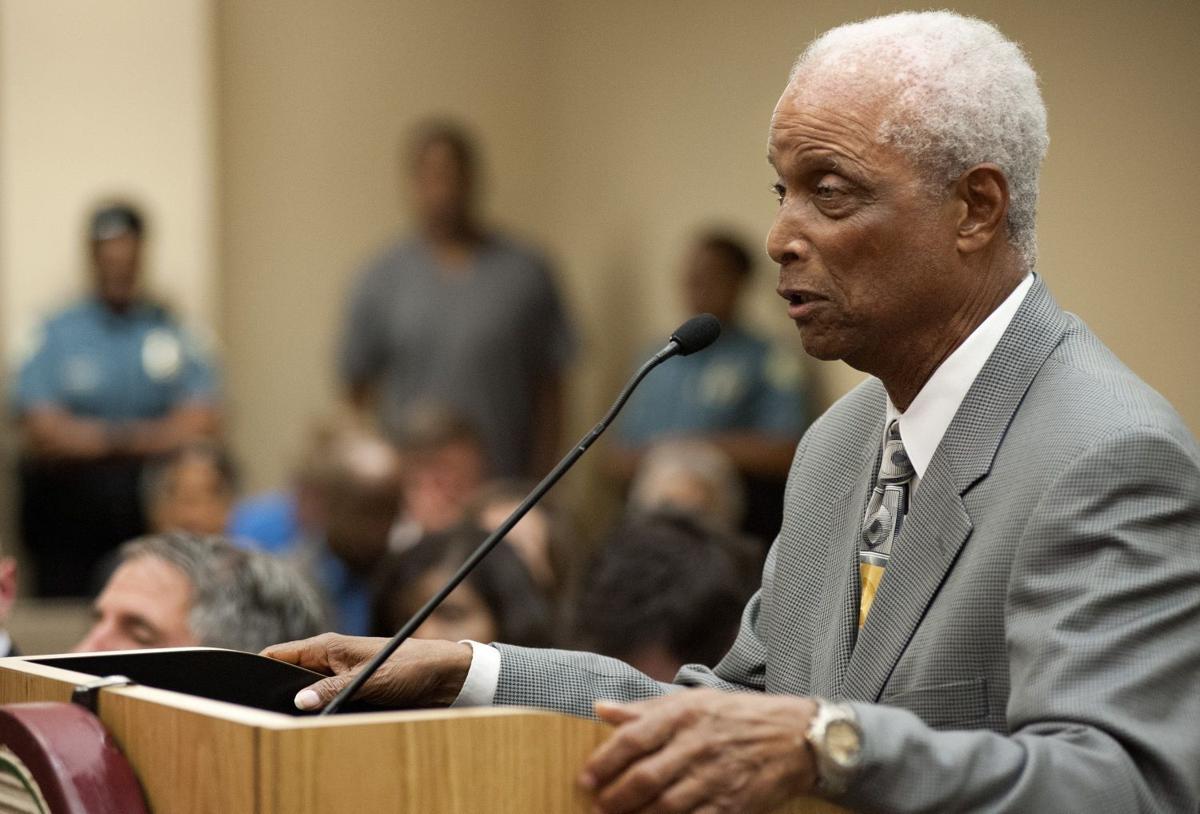 Ferguson hires Donald McCullin as municipal judge