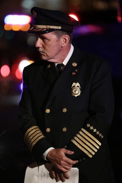 Fire Chief Dennis Jenkerson