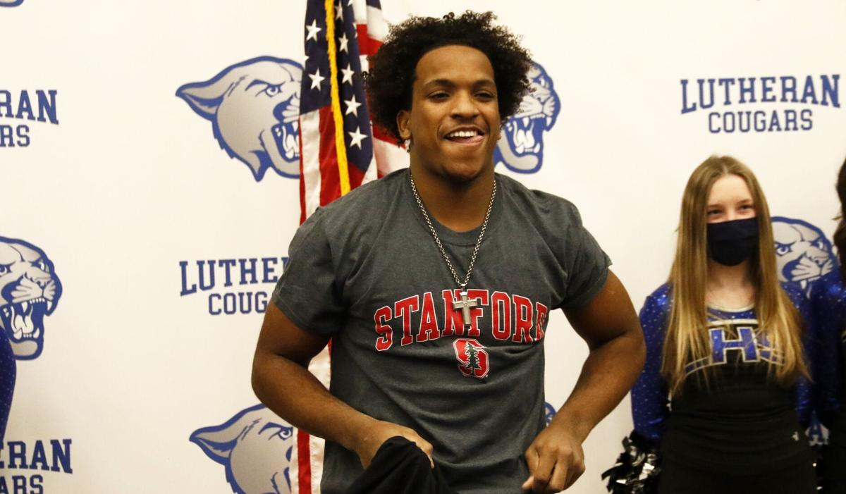 Lutheran St. Charles signing day