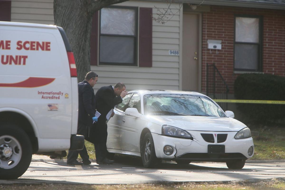 Body found in Ferguson