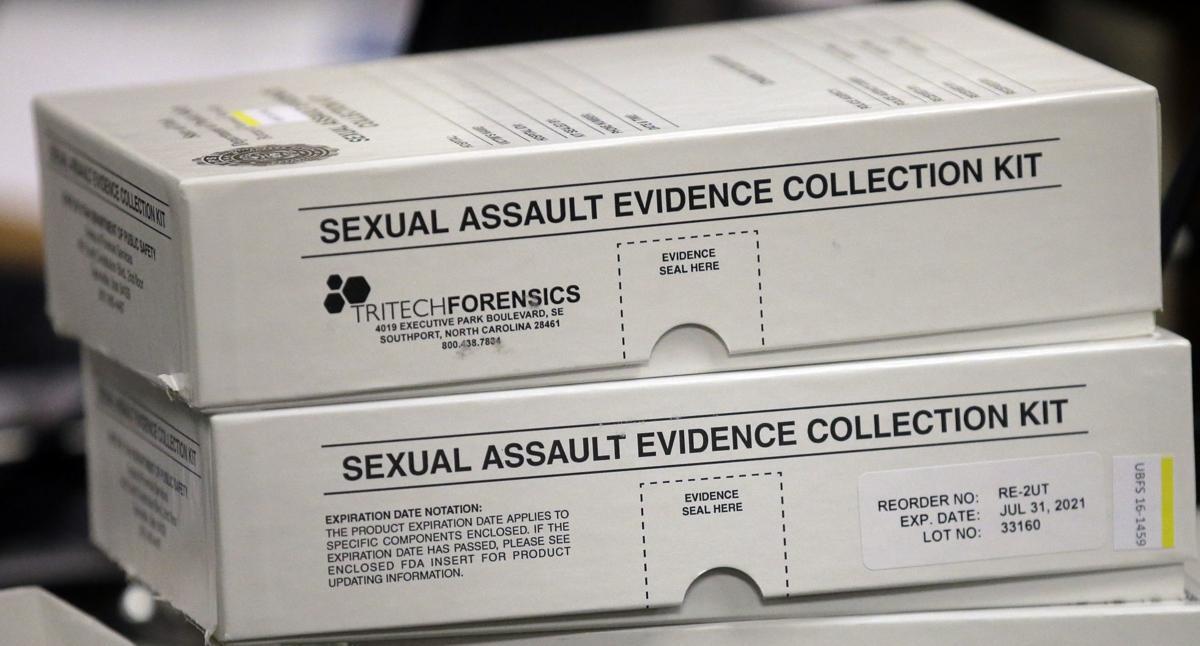 Rape Kit Testing