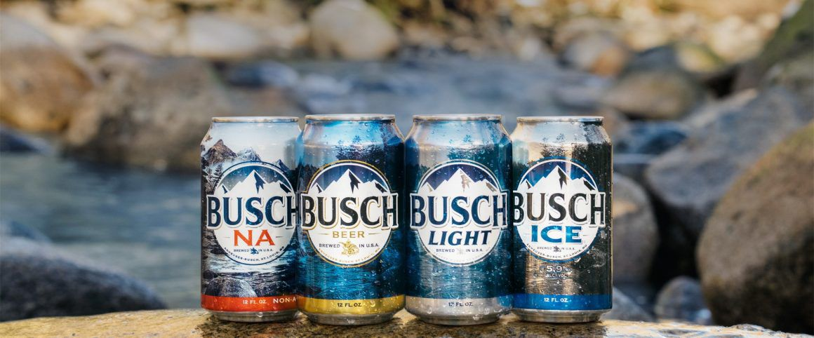 Makeover time for busch beer as it unveils new look hip hops busch beer mozeypictures Choice Image