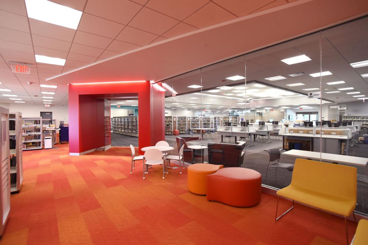 Bridgeton Trails library branch