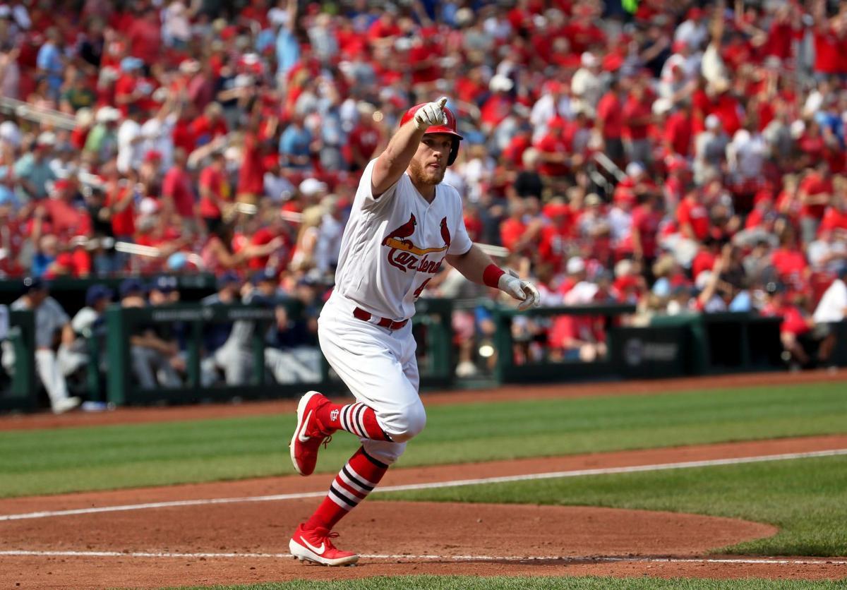 Bader's blasts overshadowed in Cardinals' loss
