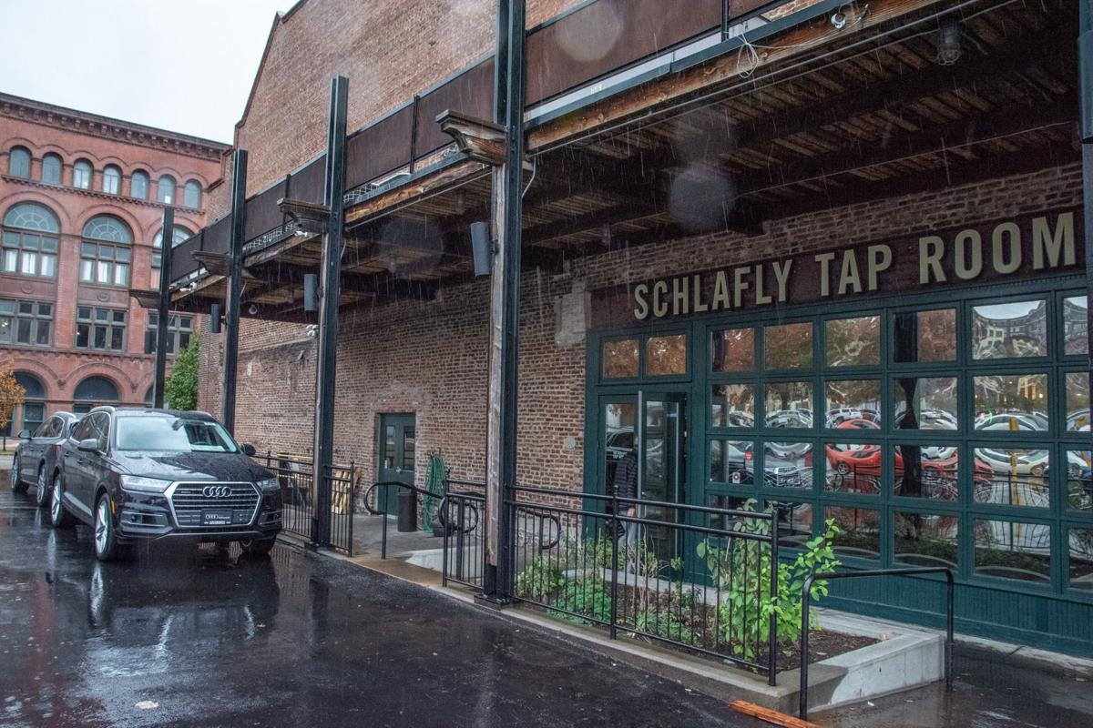 Post-Dispatch News & Brews at Schlafly Tap Room (copy)