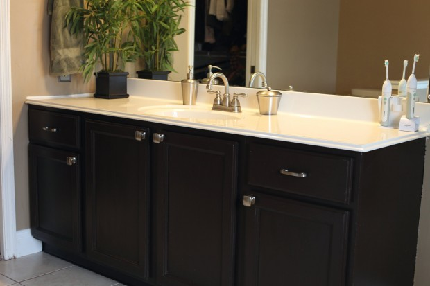 Update your bathroom vanity for less than $200 | Home ...