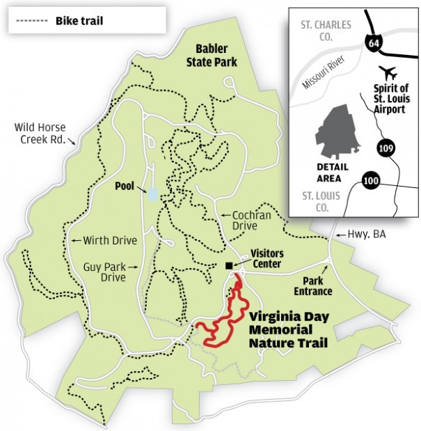 St Louis State Map.Your Guide To St Louis Hiking Outdoors Stltoday Com