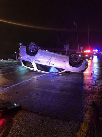 Lincoln Co Inmates crash after chase