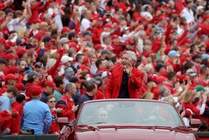 Der ehemalige Kardinal Simmons hat eine weitere chance, die Hall of Fame