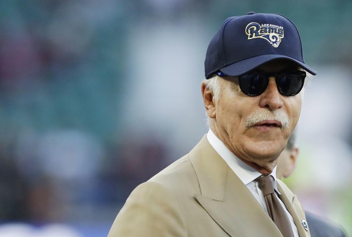 Tipsheet  Kroenke feels the hate as the Super Bowl nears 7249a3de7