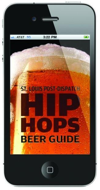 Hip Hops beer app