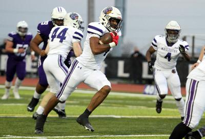 Collinsville vs. Mascoutah football