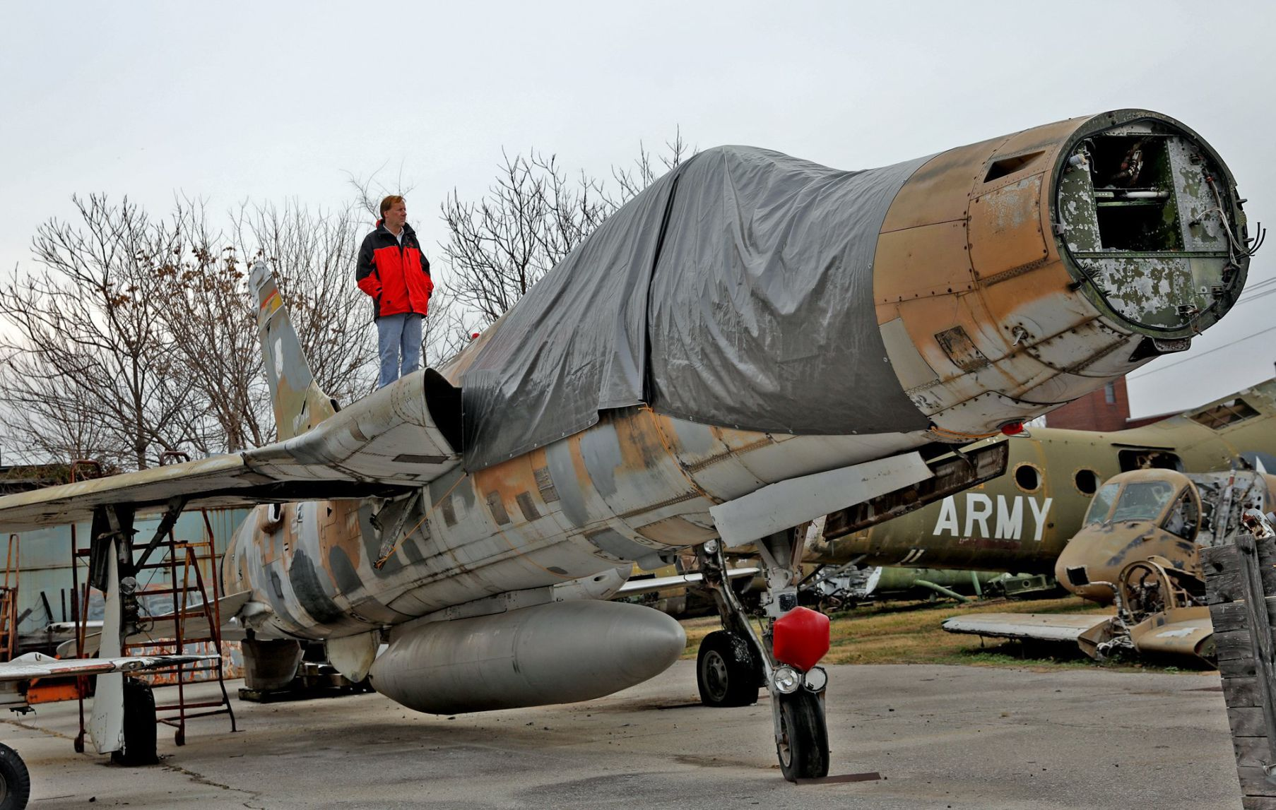a hobby takes flight how one man built a collection of historic rh stltoday com