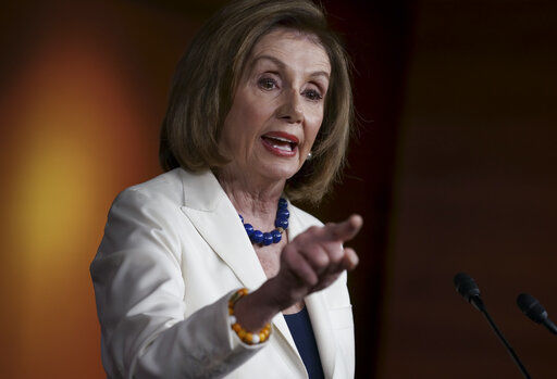 House Speaker Pelosi rebukes reporter: 'Don't mess with me'