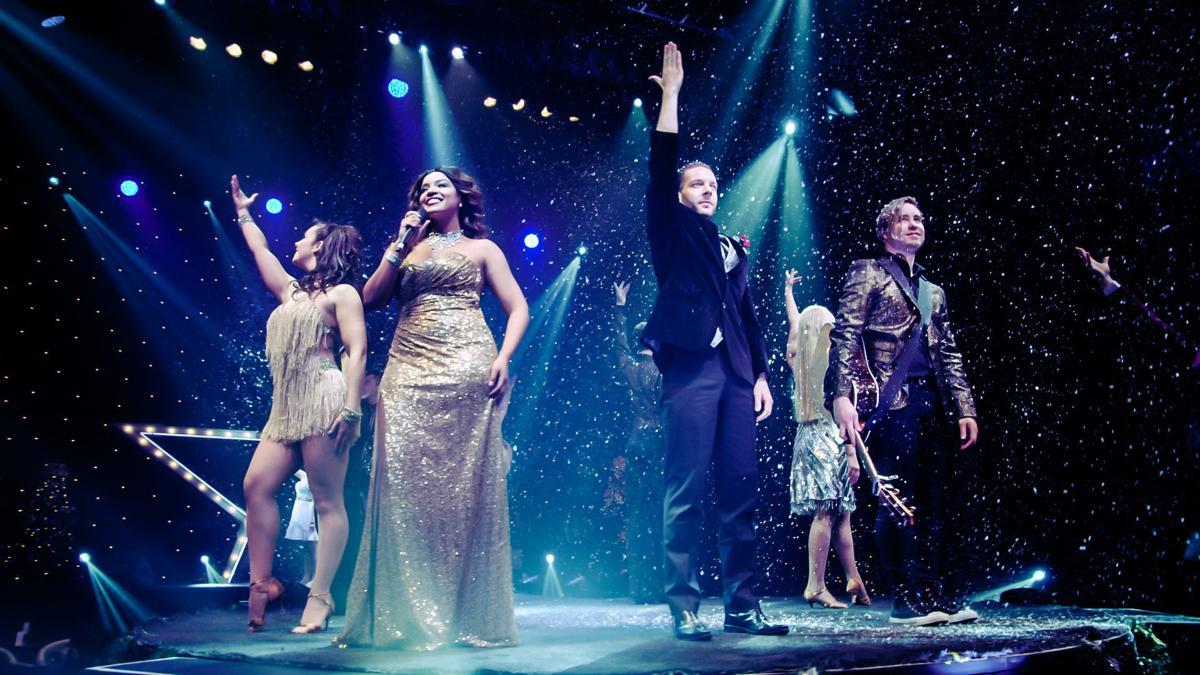 A Magical Cirque Christmas.A Magical Cirque Christmas Heading To The Fox Theatre The