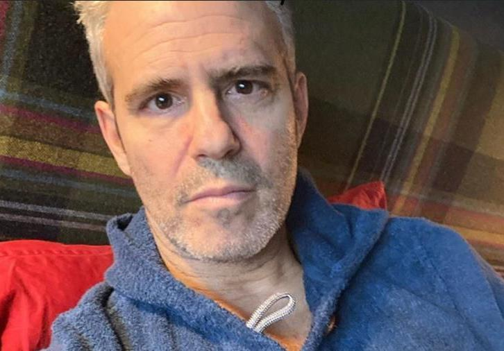 Andy Cohen Instagram post about 5 p.m. Friday