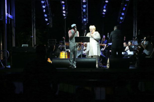 #HealFerguson  - A concert for Peace & Unity