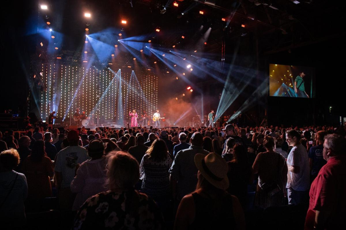 Lady A at Hollywood Casino Amphitheatre