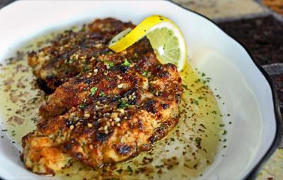 Request: Sicilian Chicken at Favazza's On the Hill