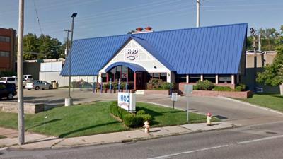 IHOP restaurant in Clayton