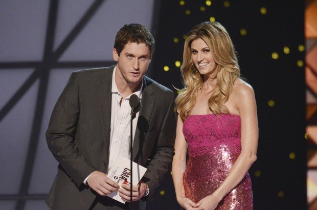 DAVID FREESE, ERIN ANDREWS