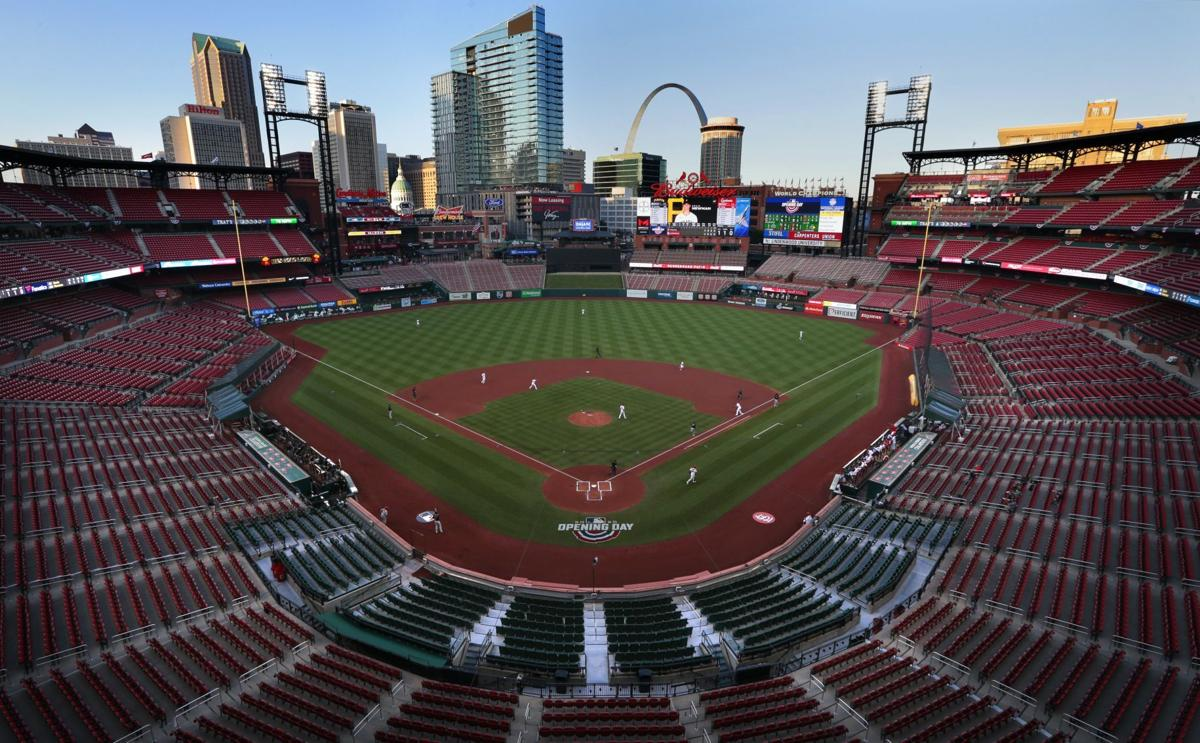 Cardinals host a virus-delayed opening day against the Pirates
