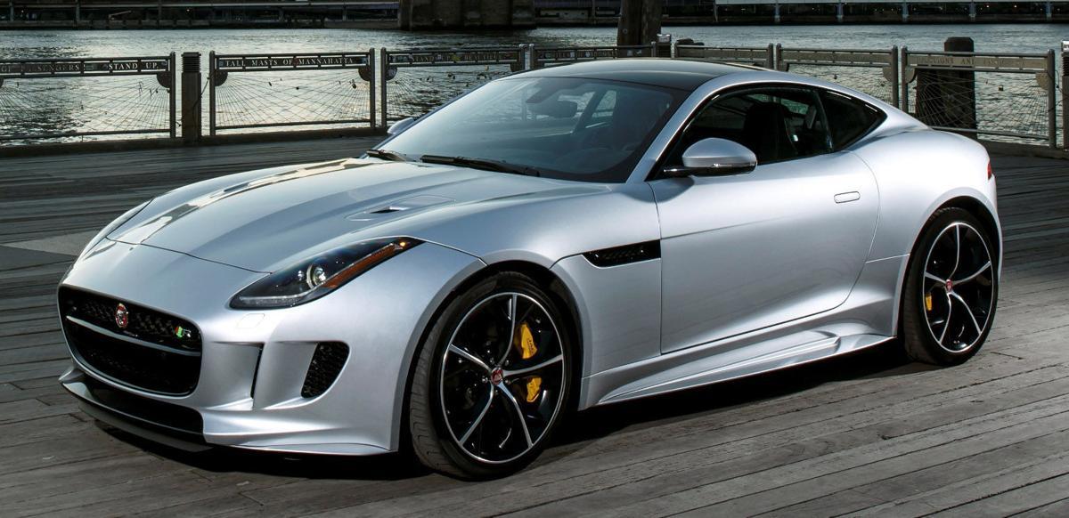 2016 Jaguar F Type R Awd Coupe