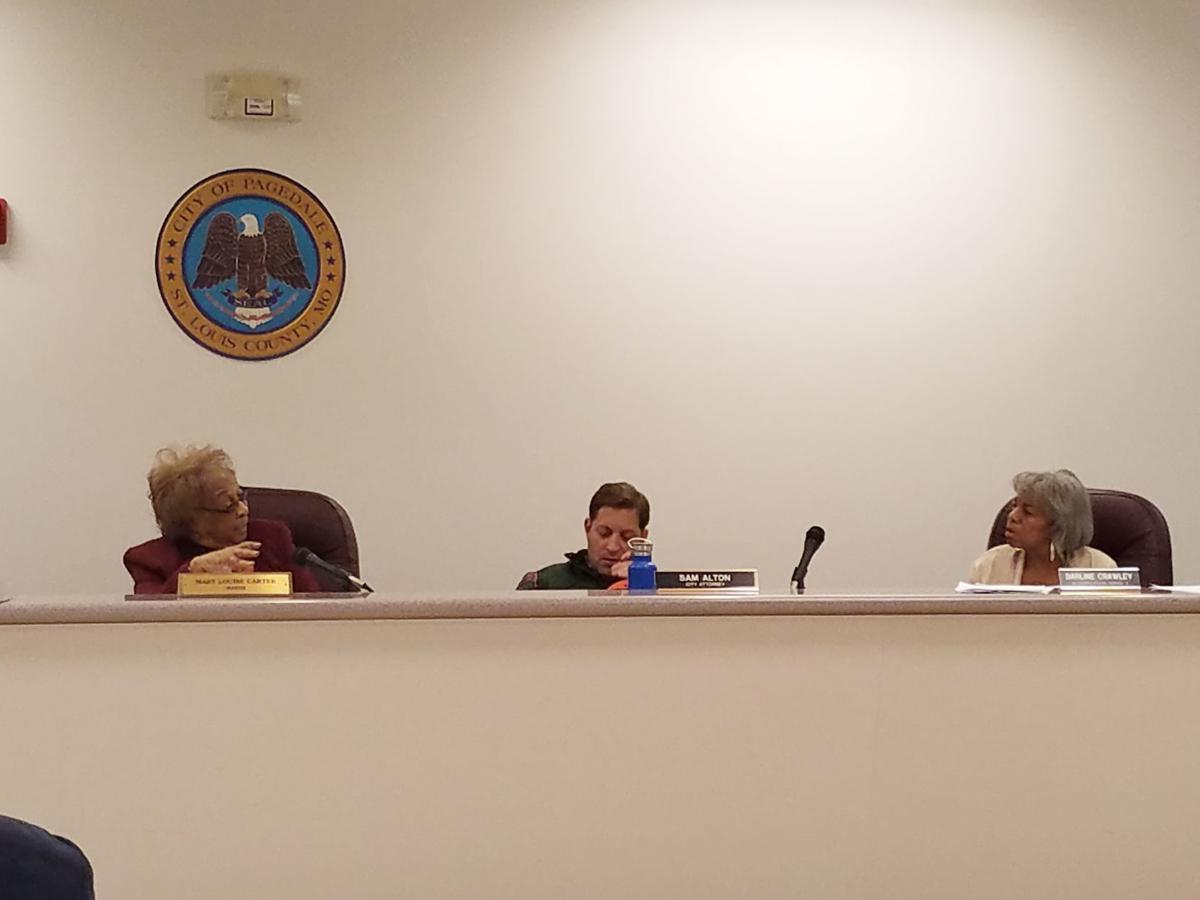 Pagedale Board of Alderman