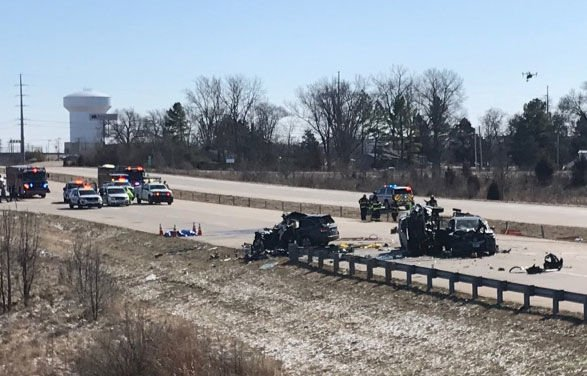 Crash kills four people from Louisville