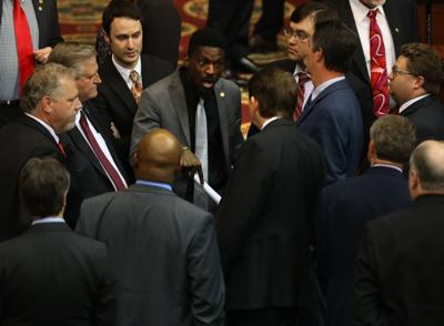 Last day of Missouri's legislative session