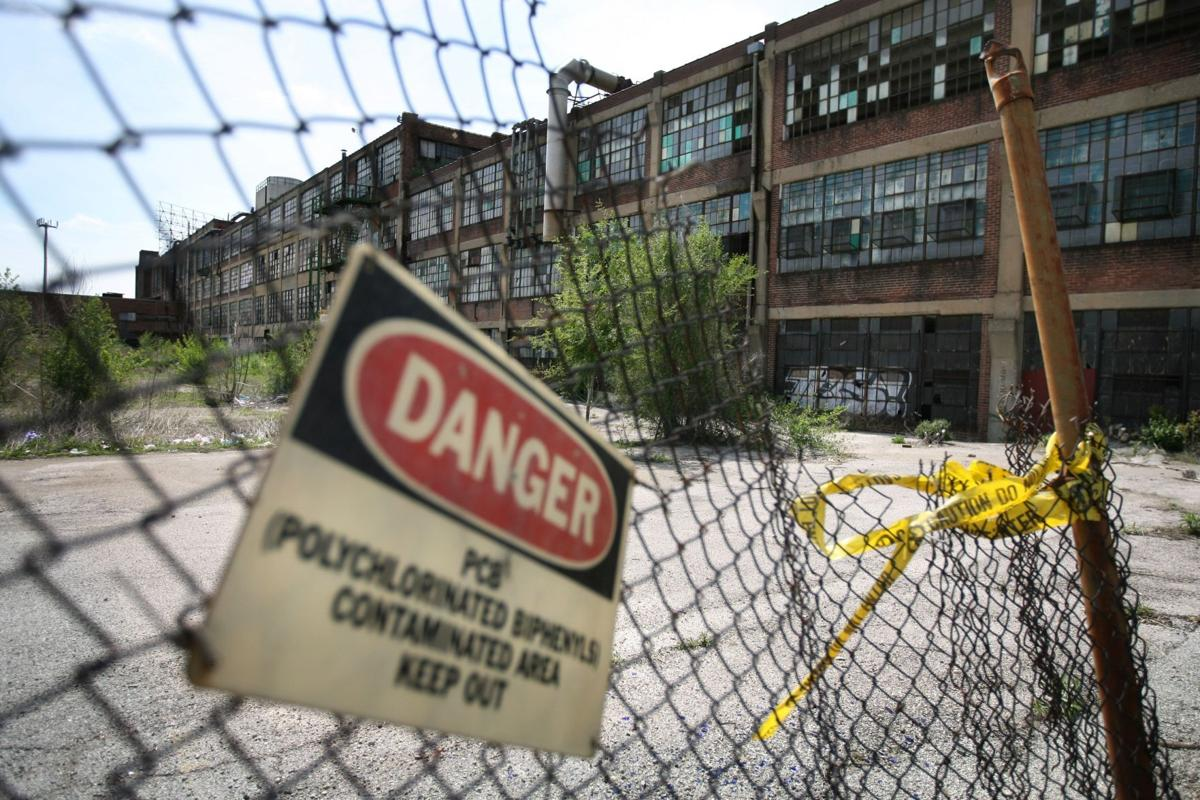 EPA plans to clean up old Carter Carburetor plant in north St. Louis