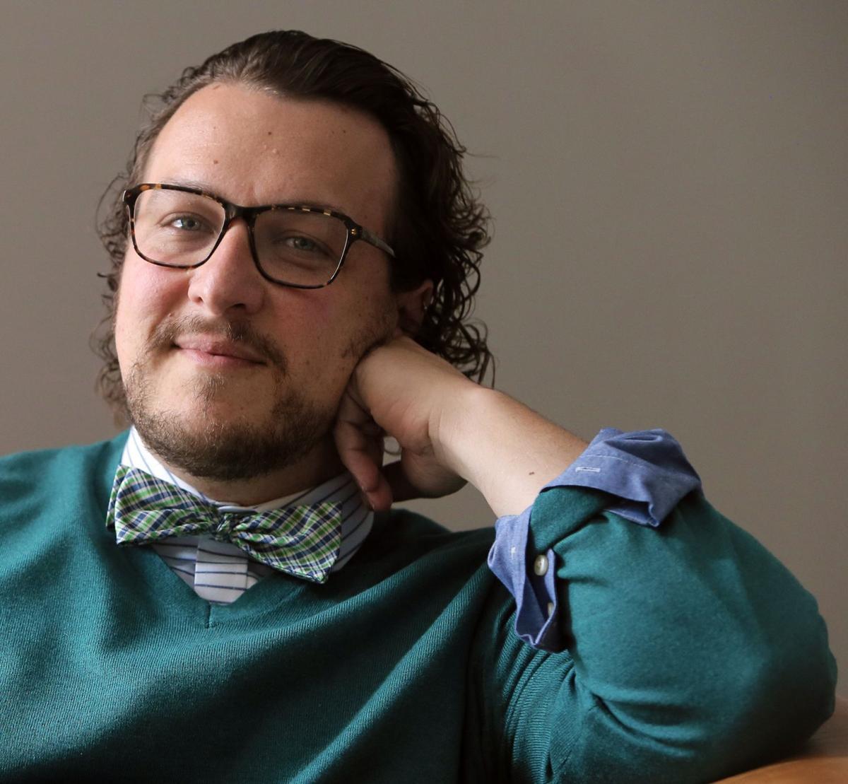 Portrait of Ryan Thomas Neace