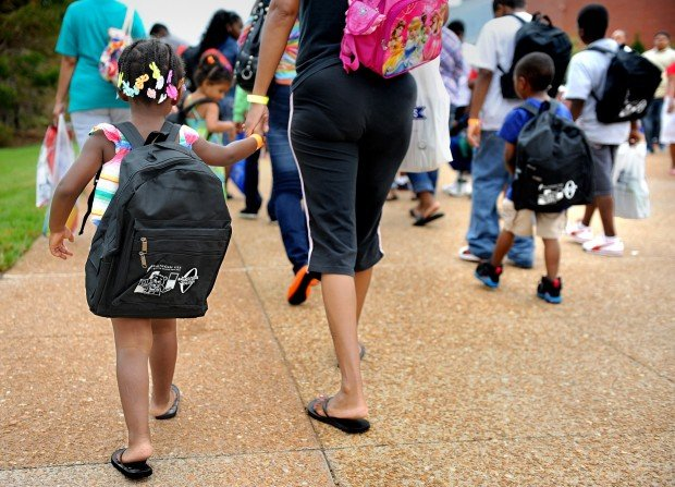 SLPS Back to School Festival