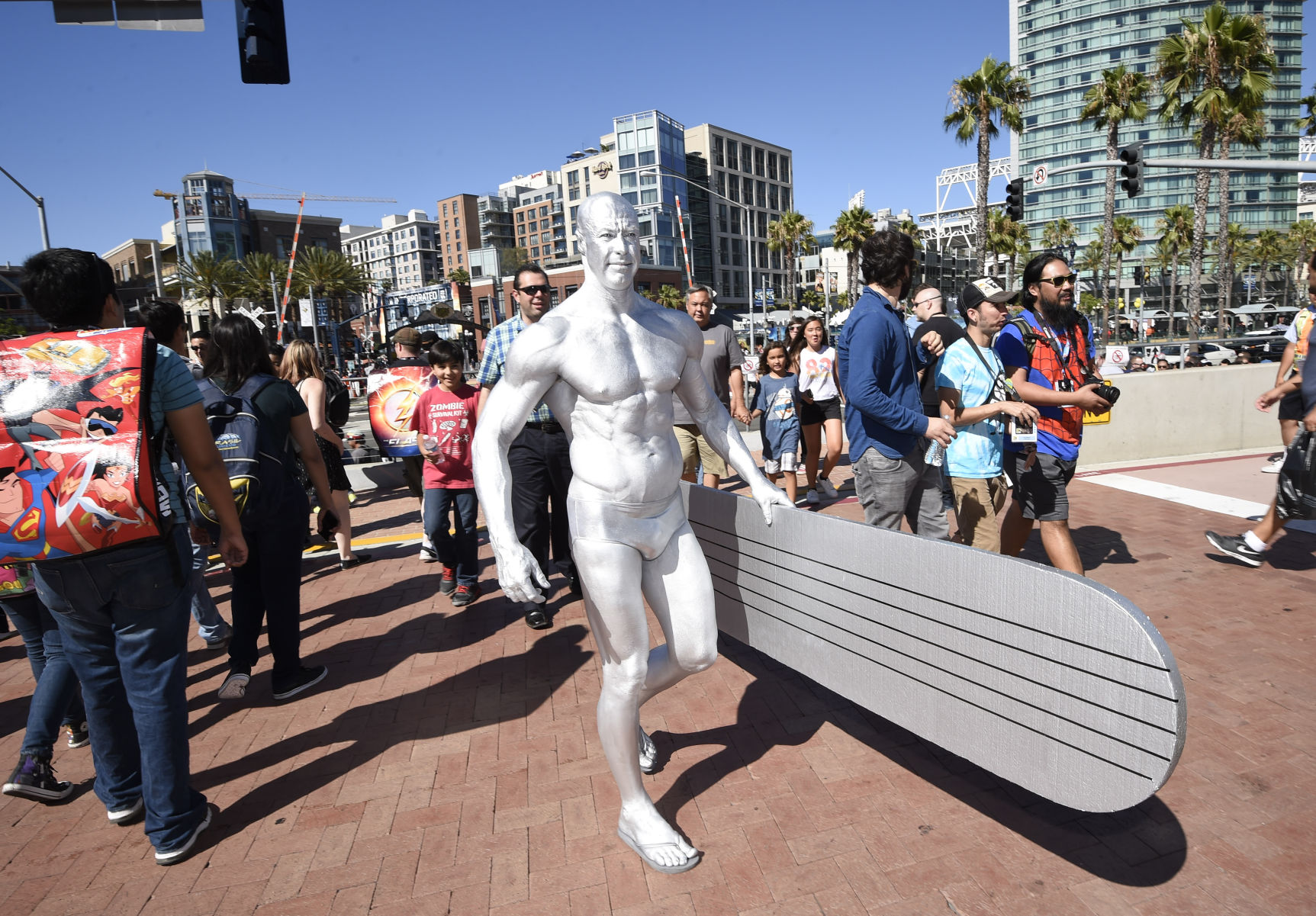 Comic-Con International  sc 1 st  St. Louis Post-Dispatch & Photos: Some of the best and craziest costumes from this yearu0027s ...