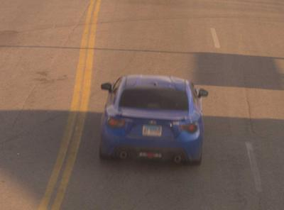 Police searching for car involved in possible kidnapping