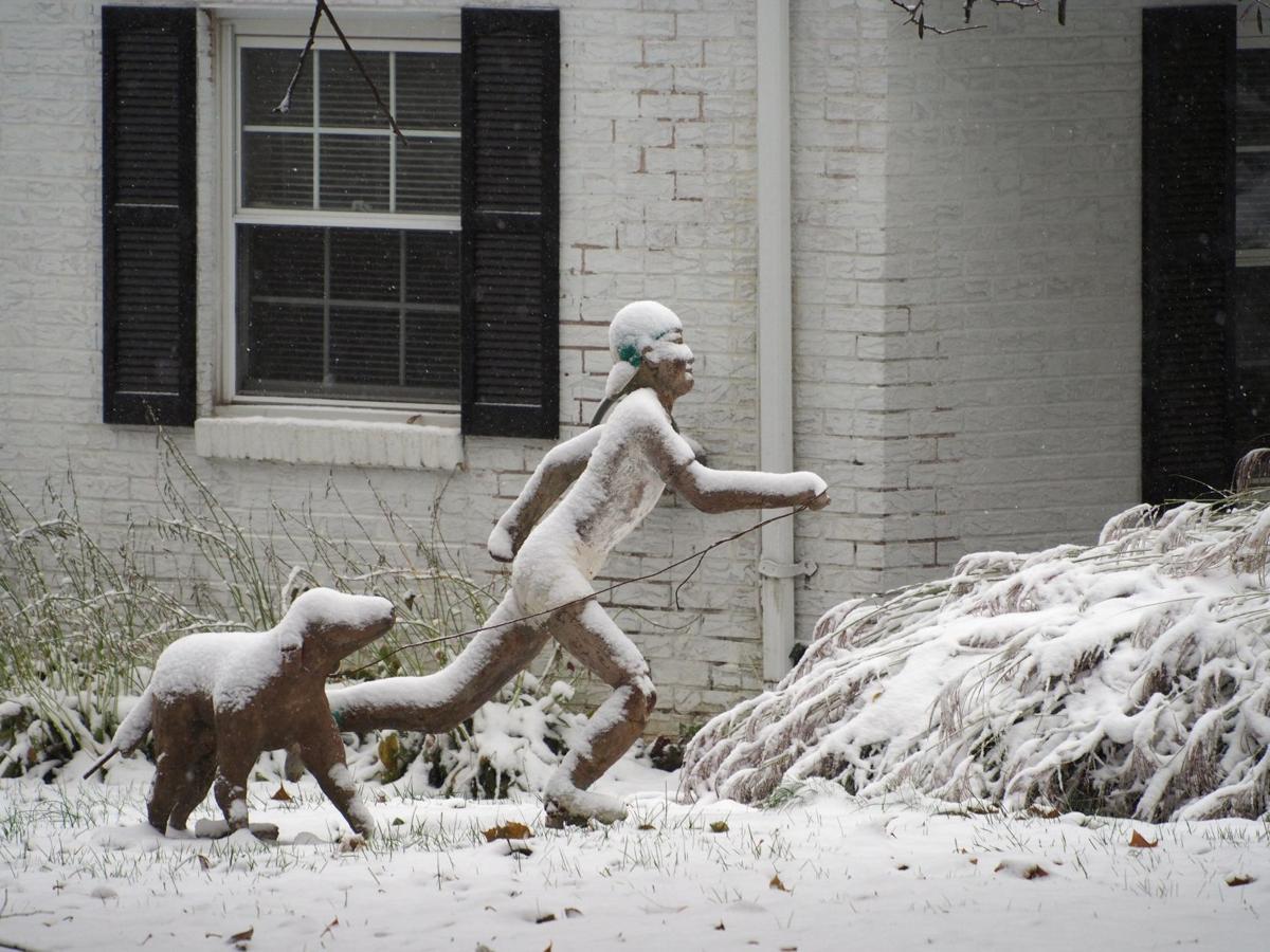 Snow in Ferguson