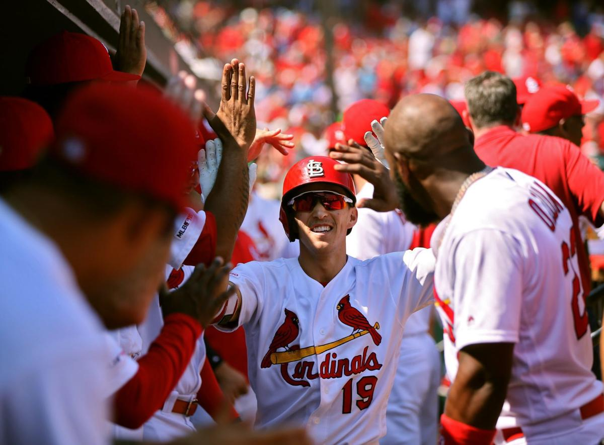 Photos: Cardinals beat Nationals to win series