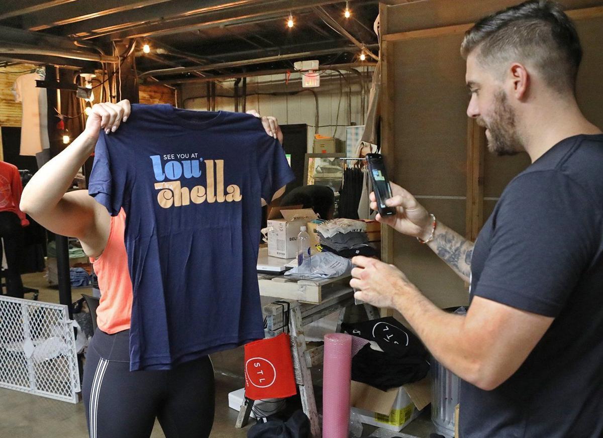 Vendors scramble after Loufest folds
