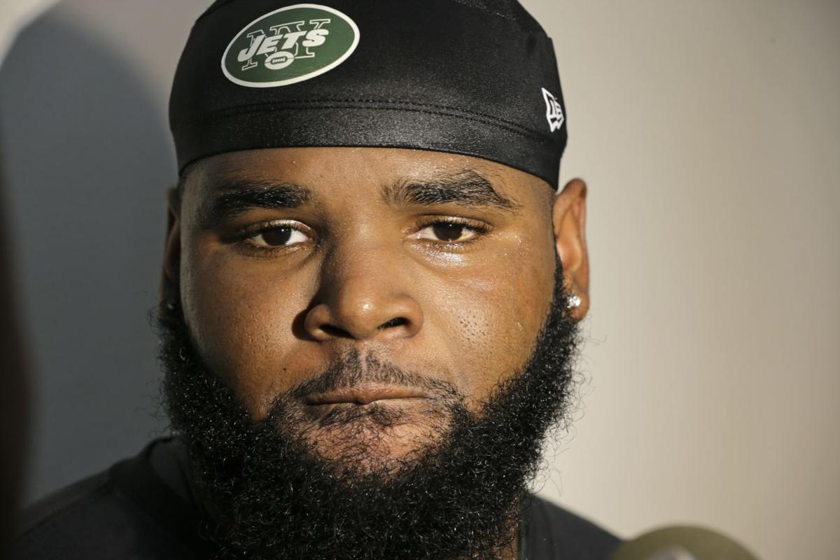 NFL star Sheldon Richardson was racing at high speed with 12 year